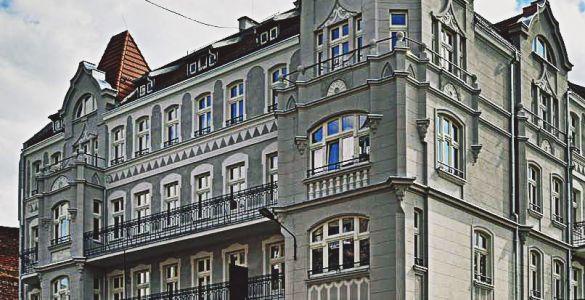 Realizacje - Kamienica przy ul. Kurkowej 40-42